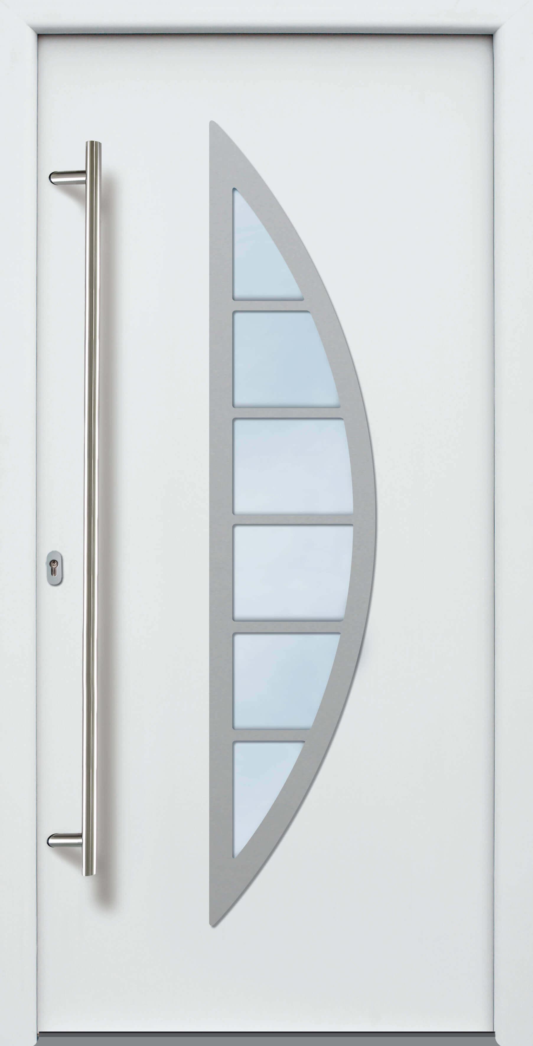 haust r carlotta 60mm alu anthrazit grau oder wei basic aluminiumt ren bhs haust ren. Black Bedroom Furniture Sets. Home Design Ideas