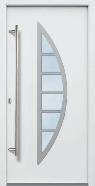 "Haustür ""CARLOTTA"" 60mm (ALU, Anthrazit, Grau oder Weiß)"