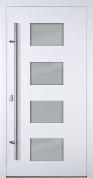 "Aluminium Haustür ""WILHELMINE"" 90 mm RC2"
