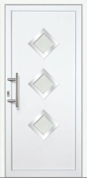 "Kunststoff-Aluminium Haustür ""IDA"" 70mm"