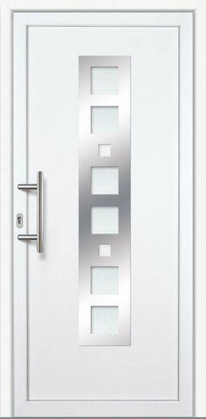 "Kunststoff-Aluminium Haustür ""LARA"" 60mm"