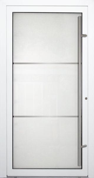 "Aluminium Glas Haustür ""STELLA"" 90mm"