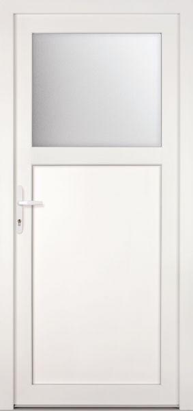 """Kunststoff Nebeneingangstür """"ANTONIA-M"""" 74mm"""