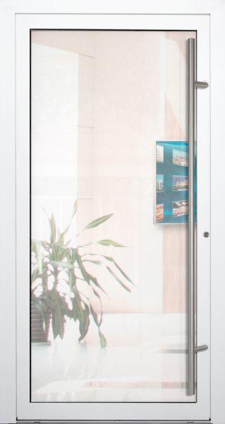 "Aluminium Glas Haustür ""HELENA"" 90mm"