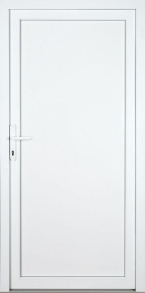 "Kunststoff Nebeneingangstür ""DIANA-M"" 60mm"