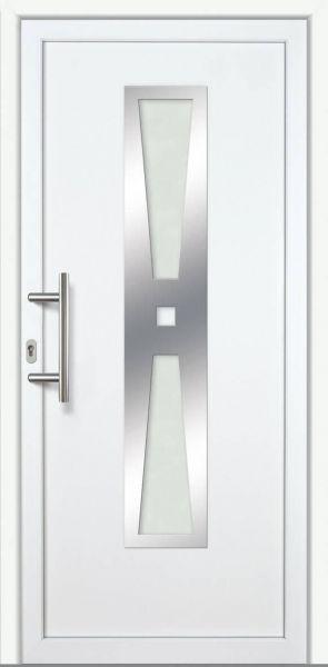 "Kunststoff-Aluminium Haustür ""LINA"" 60mm"