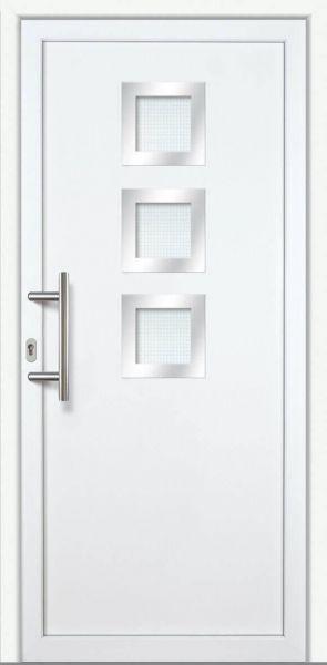 "Kunststoff-Aluminium Haustür ""ANNA"" 60mm"