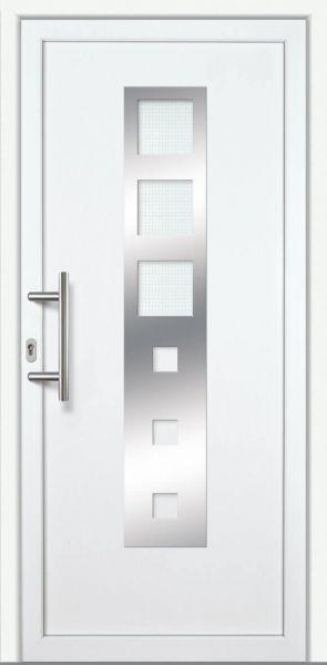 "Kunststoff-Aluminium Haustür ""JOHANNA"" 60mm"