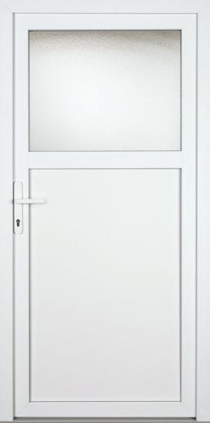 """Kunststoff Nebeneingangstür """"ANTONIA-M"""" 70mm"""