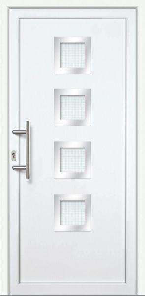 "Kunststoff-Aluminium Haustür ""JULY"" 70mm"