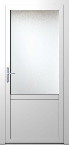 "Aluminium Nebeneingangstür ""CELINE-Q"" 60mm"