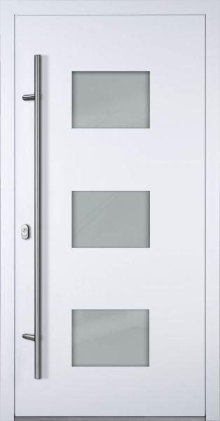"""Aluminium Haustür """"MARGARETE"""" 90 mm RC2"""