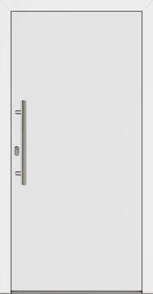 "Kunststoff-Aluminium Haustür ""LENI"" 70mm"