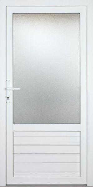 "Kunststoff Nebeneingangstür ""CAMILA"" 74mm"