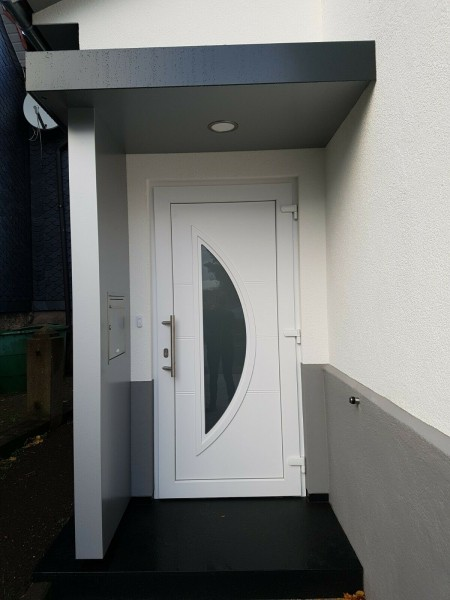 PVC-Haustuer-Sabine-Weiss